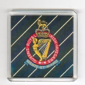 QUEEN'S ROYAL IRISH HUSSARS FRIDGE MAGNET